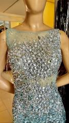 Vestido Longo Tiffany Pedraria